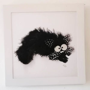 Tableau-Applique-Carre-PluminoozChat